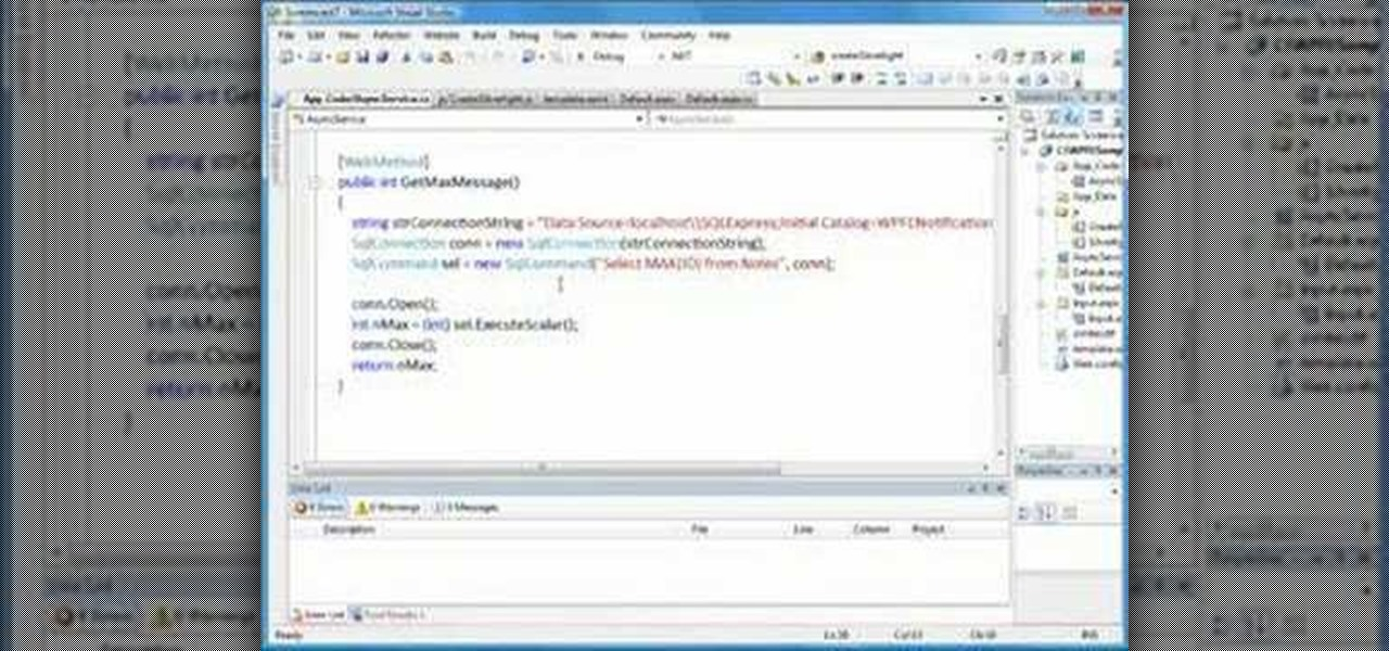 what is silverlight application in asp.net