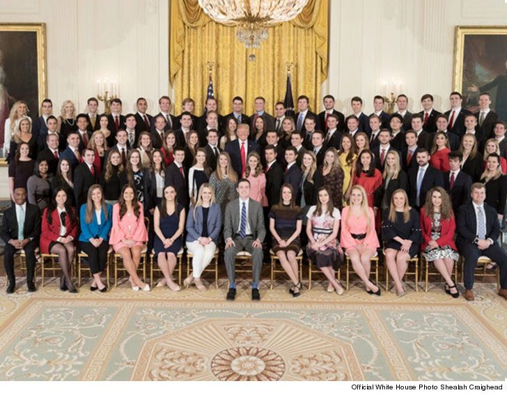 white house internship application process